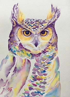 Painting - Today by Evita Kristapsone