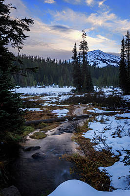 Photograph - Todd Creek by Cat Connor