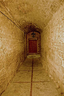 Photograph - Todi Tunnel by Femina Photo Art By Maggie