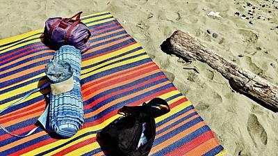 Photograph - Tofino Still Life Beach2017 by Brian Sereda