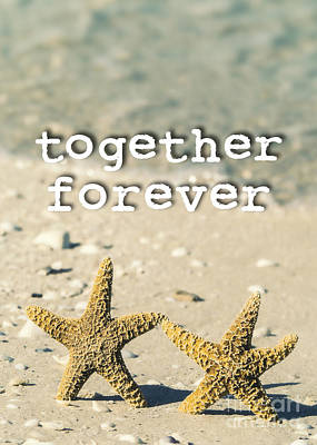 Photograph - Together Forever by Edward Fielding