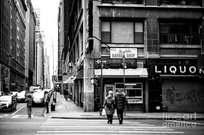 Photograph - Together In Hell's Kitchen by John Rizzuto