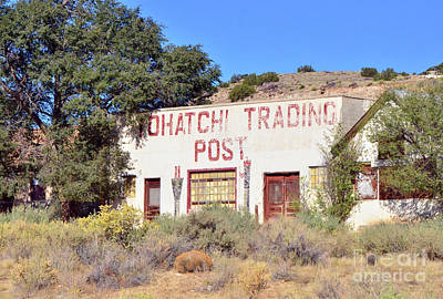 Photograph - Tohatchi Trading Post by Debby Pueschel