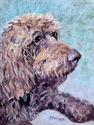 Painting - Token by Julie Maas