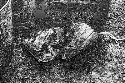 Photograph - Tokyo Fish Market by Steven Richman