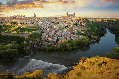 Photograph - Toledo by Anek Suwannaphoom