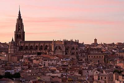Photograph - Toledo Cathedral by Stephen Taylor