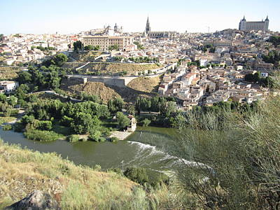 Photograph - Toledo Morning by John Shiron