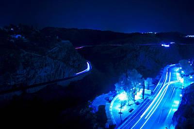 Photograph - Toledo Nightscape 1 by Jonathan Hansen
