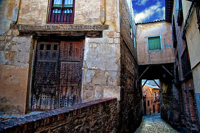 Photograph - Toledo Passage  by Harry Spitz