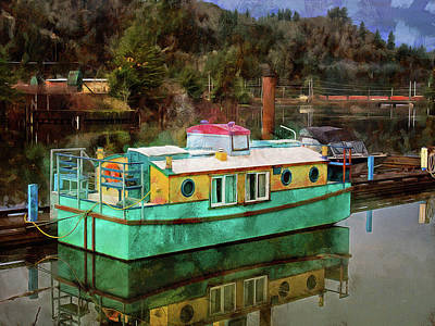 Photograph - Toledo Showboat by Thom Zehrfeld
