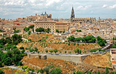Photograph - Toledo Spain by Sally Weigand