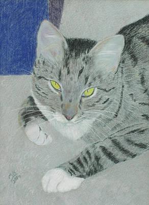 Tom Bombadil Art Print by Miriam A Kilmer
