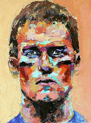 Tom Brady Original by Derek Russell