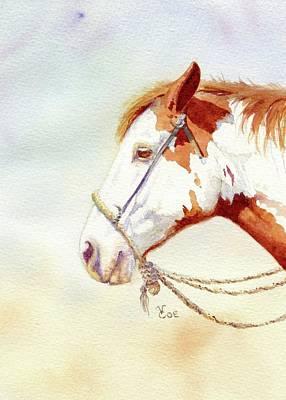 Rawhide Painting - Tom by Valerie Coe
