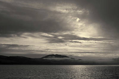 Photograph - Tomales Bay II Toned by David Gordon