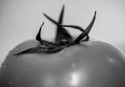 Photograph - tomato II by Hyuntae Kim