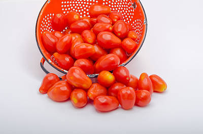 Food Photograph - Tomato Pile by Erich Grant
