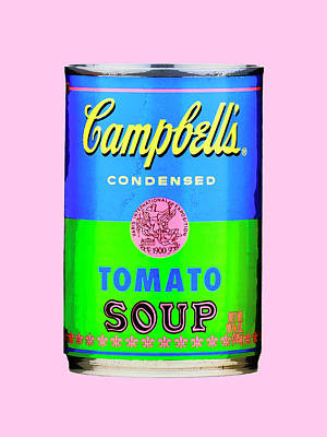Photograph - Tomato Soup - Green And Blue by Dominic Piperata