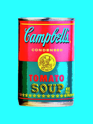 Photograph - Tomato Soup - Green And Red by Dominic Piperata