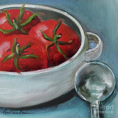 Staff Picks Judy Bernier - Tomato Soup by Kristine Kainer