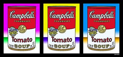 Tomato Soup Art Print