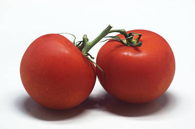 Photograph - Tomatoes by Chris Day