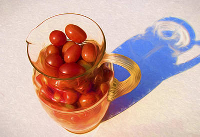 Still Life Photograph - Tomatoes by George Robinson