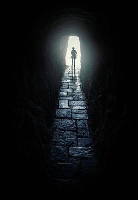 Photograph - Tomb Raider by Jaroslaw Blaminsky