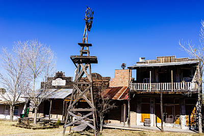 Photograph - Tombstone Arizona by Ben Graham