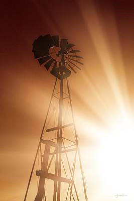 Photograph - Tommy's Windmill by Amanda Smith