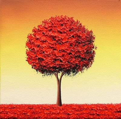 Impressionism Paintings - Tomorrows Call by Rachel Bingaman
