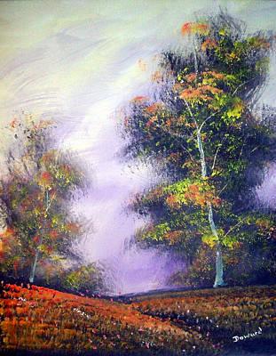 Painting - Tomorrows Dream 2 by Raymond Doward