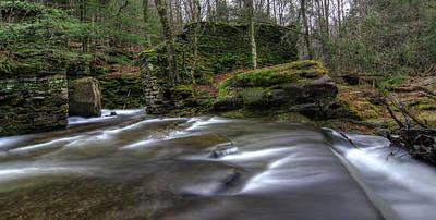 Tompkins Falls Catskills N.y.-3 Original