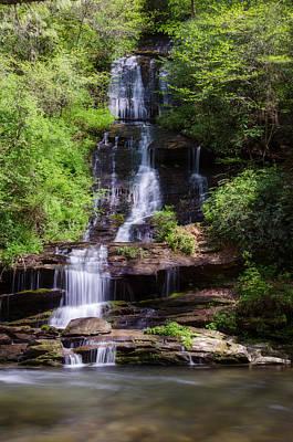 Landscape Photograph - Tom's Falls by Benjamin DeHaven