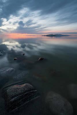 Photograph - Tonal Sunset II by Justin Johnson
