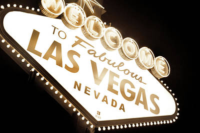 Landmarks Royalty-Free and Rights-Managed Images - Tonight In Vegas by Az Jackson