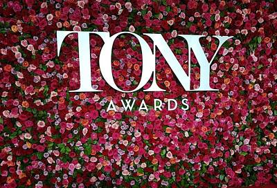 Photograph - Tony Award by Lali Partsvania