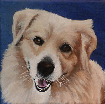Painting - Tony by Carol Russell