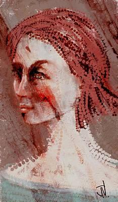 Digital Art - Tonya by Jim Vance