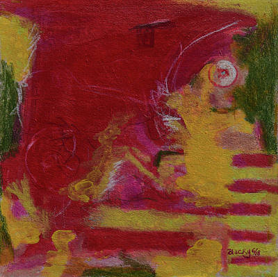 Mixed Media - Too Hot To Handle Now by Donna Blackhall