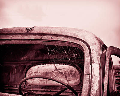 Art Print featuring the photograph Too Old To Drive by Mary Hone