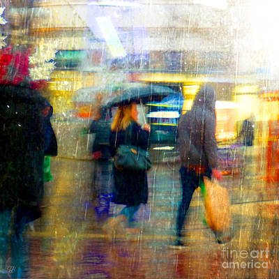 Digital Art - Too Warm To Snow by LemonArt Photography