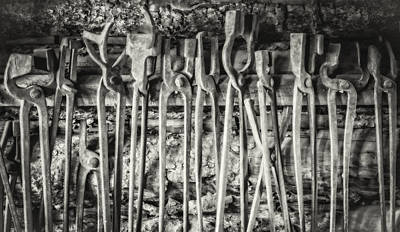 Photograph - Tools As Art by Al Reiner