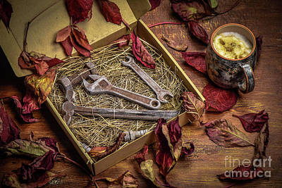 Tools For Repairing The Autumn Mood Original