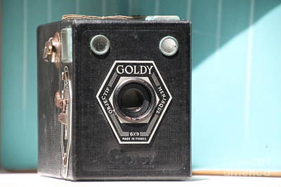 Photograph - Tools Of The Trade ...goldy  by Lynn England