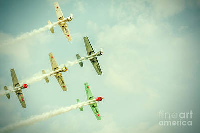 Spitfire Photograph - Top Gun Part Two by Erik Brede