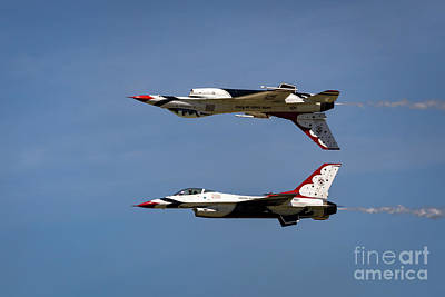 Photograph - Top Gun Skills by Andrea Silies