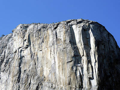 Photograph - Top Of El Capitan by Eric Forster