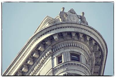 Photograph - Top Of Flatiron by Alice Gipson